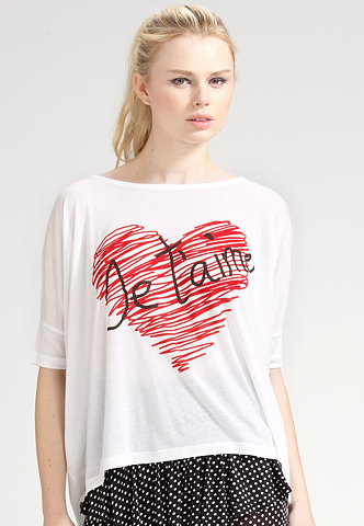 Torn Giselle Tee ($47, originally $79)