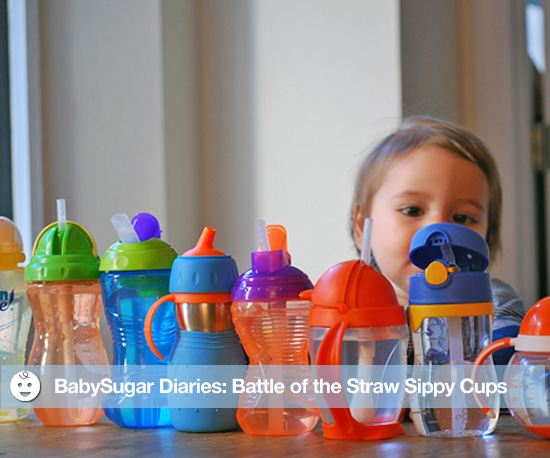 BabySugar Diaries: Battle of the Straw Sippy Cups