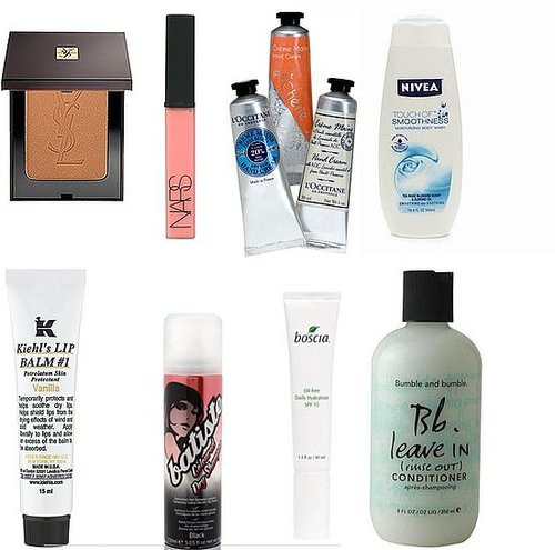 Brisk Weather Beauty Items