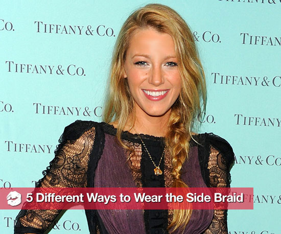 5 Different Ways to Wear the Ever-Popular Side Braid