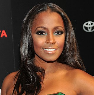 Keshia Knight Pulliam's Emerald Smoky Eye Makeup at the 2010 Soul Train Awards