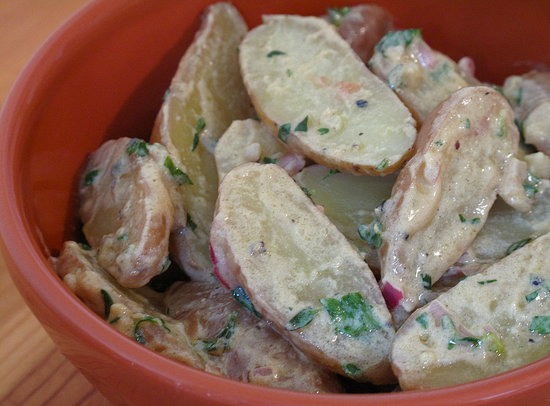 Elevate your potato salad.