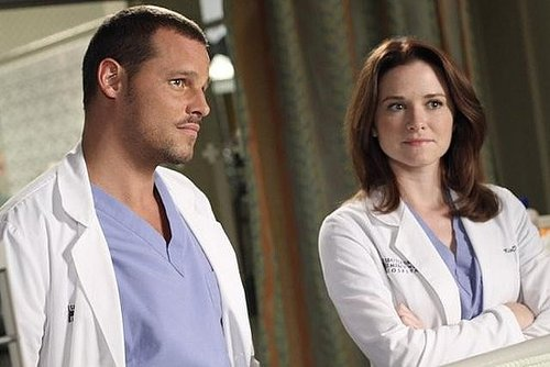 Grey&#039;s Anatomy Recap &quot;Something&#039;s Gotta Give&quot; Episode