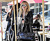 Slide Picture of Rachel Zoe Eating Lunch at Toast