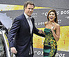 Slide Picture of Eva Mendes and Will Ferrell in Madrid