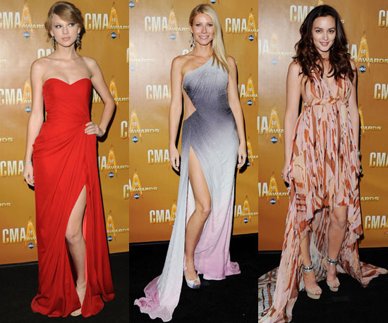 Pictures From the 2010 CMA Awards