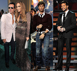 Pictures of Jennifer Lopez, Marc Anthony, Enrique Iglesias, Ricky Martin, Nelly Furtado, Camilla Belle at the 2010 Latin Grammys