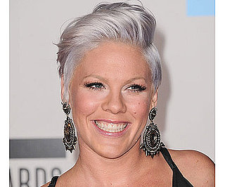 Pink at 2010 American Music Awards