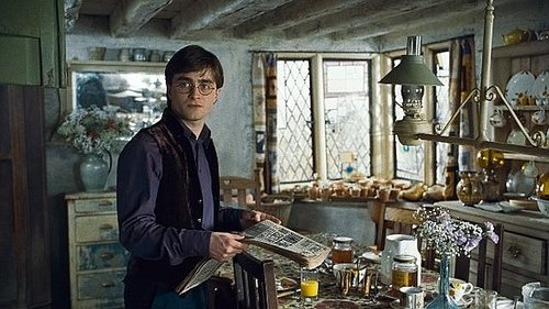 Harry Potter and the Deathly Hallows Part One Takes the Top Spot at the Box Office