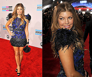 Fergie at 2010 American Music Awards