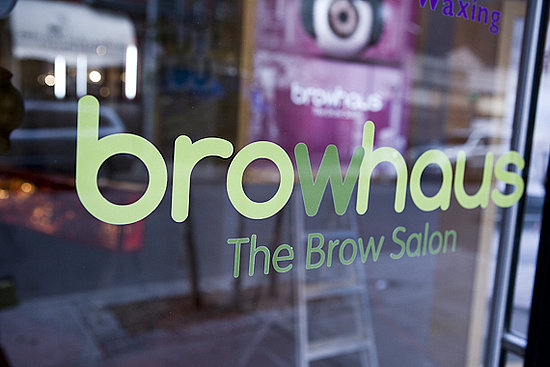 Browhaus: Brow Experts Abound at This SoHo Threading Spot