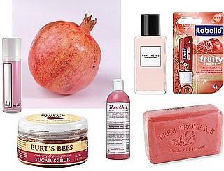 Pomegranate Beauty Products