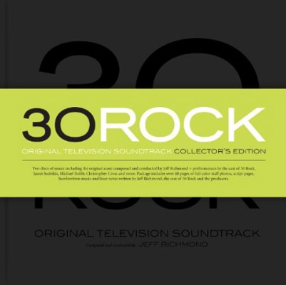 30 Rock: Original Television Soundtrack ($21)