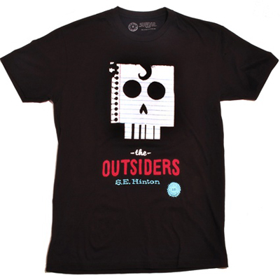 The Outsiders T-Shirt ($28)