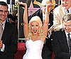 Pictures of Christina Aguilera Getting Star on Hollywood Walk of Fame