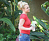 Slide Picture of Britney Spears Going to LA Studio
