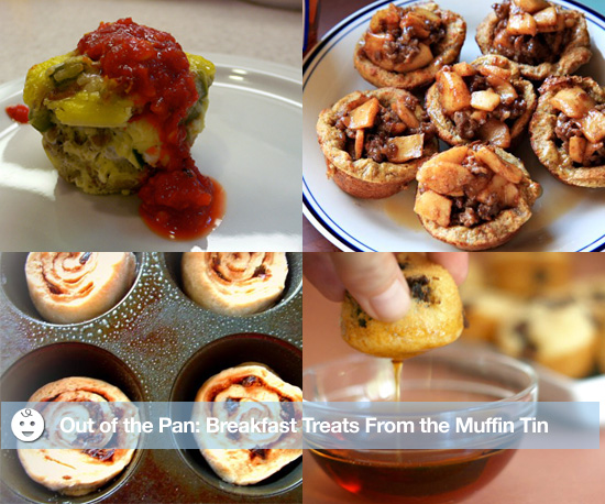 Muffin Tin Breakfast Recipes