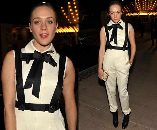 Photos of Chloe Sevigny at the MOCA's Annual Gala