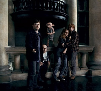 New Harry Potter and the Deathly Hallows Pics