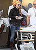Pictures of Britney Spears Shopping in LA 2010-11-16 16:30:00