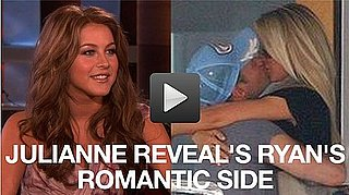 Video of Julianne Hough Talking About Her Relationship With Ryan Seacrest