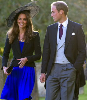 Prince William and Kate Middleton Are Engaged!