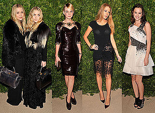 Pictures of Blake Lively, Leighton Meester, Mary-Kate Olsen, Ashley Olsen, Carey Mulligan at CFDA Vogue Fashion Fund Awards