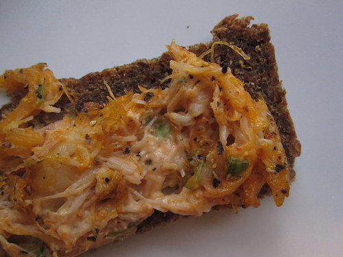 Crab Toasts