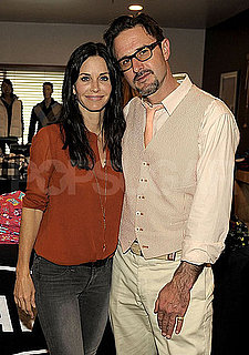 Pictures of Separated David Arquette and Courteney Cox Together