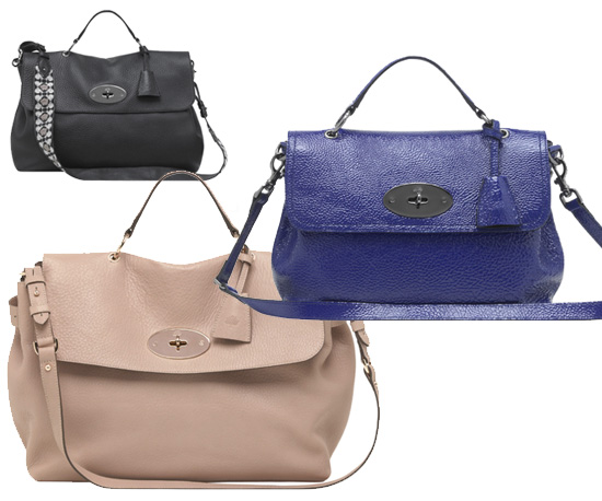 Mulberry Edie Handbag for Spring 2011