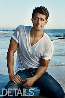 Matthew Morrison on Dating