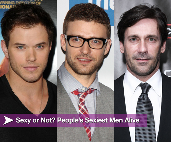 People's Sexiest Men Alive 2010
