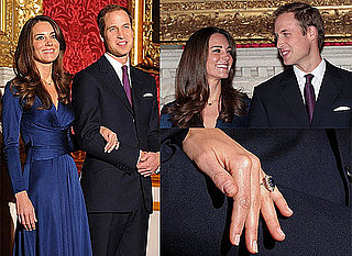 Prince William and Kate Middleton Announce Their Engagement and will marry next year!
