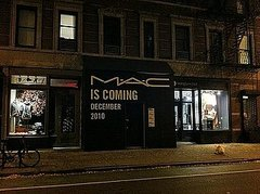 MAC Cosmetics Coming Soon to Bleecker Street