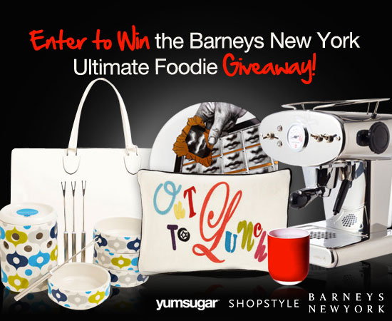 Enter to Win the Ultimate Foodie Giveaway!
