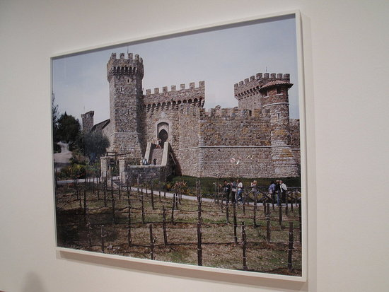 Winery design: Castello di Amorosa, Napa
