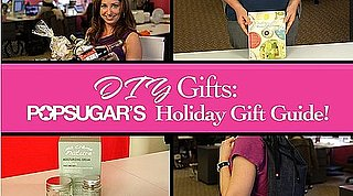 Homemade Gift Guide 2010: DIY Gift Ideas and Presents For Women and Men 2010-11-18 11:15:00