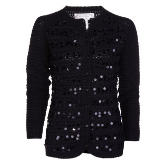 Beyond Vintage Sequin Cardigan ($149, originally $246)