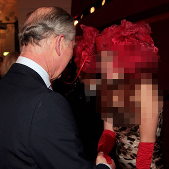Pictures of Prince Charles With Celebrities at The Prince's Trust Rock Gala