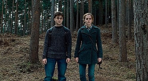 Photos From Harry Potter