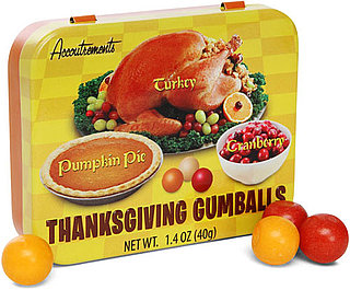 Thanksgiving-Flavored Gumballs