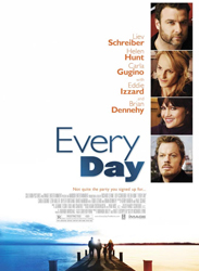 Every Day Trailer Starring Liev Schreiber, Helen Hunt, and Carla Gugino