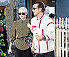 Slide Picture of Gwen Stefani and Gavin Rossdale Having Lunch
