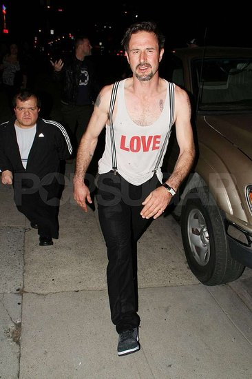 Photos of David Arquette