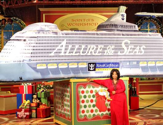 Seven Day Allure of the Seas Cruise