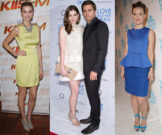 Top 10 Celebrity Looks of the Week!