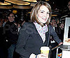 Slide Picture of Tina Fey Leaving an Event in NYC