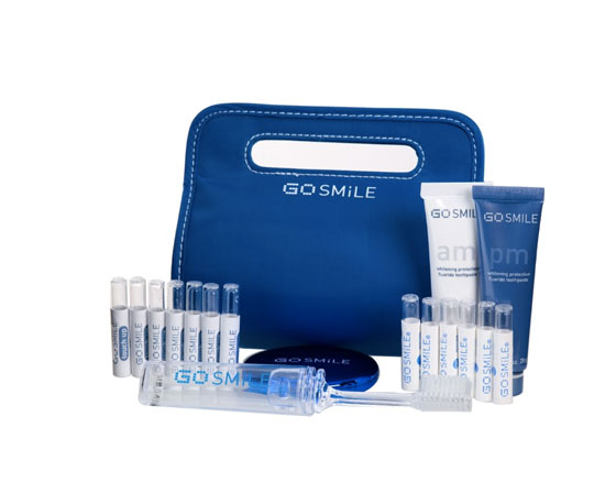 A Teeth Whitening Kit