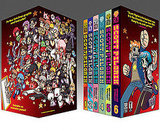 Scott Pilgrim's Precious Little Box Set by Bryan Lee O'Malley (approx $42)