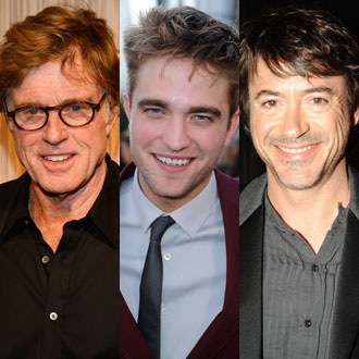 How Well Do You Know Your Roberts — Redford, Pattinson, Downey Jr